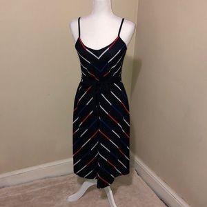 Tommy Hilfiger black size S petite strap dress